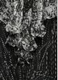 İro Elbise Siyah